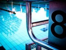 Schwimmbadbecken